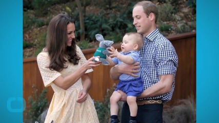 Prince George Doesn't Realize He's Royal Yet!