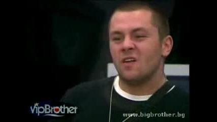 Vip Brother 3 Ицо играе ролята на живота си (смях)