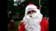 Дядо Коледа през лятото