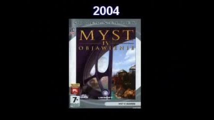 Myst Evolution