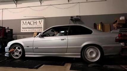 1995 Bmw E36 M3 Dyno Run
