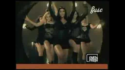 The Pussycat Dolls ft Snoop Dogg - Buttons