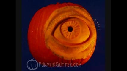 Pumpkin Carvings - Карвинг на тиква