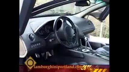 Murcielago Lp640 - Drivers Seat