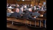 Парламентът посочи своите избраници за членове на Висшия съдебен съвет