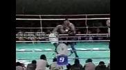 Mike Tyson Vs Buster Douglas (1990) Part 3