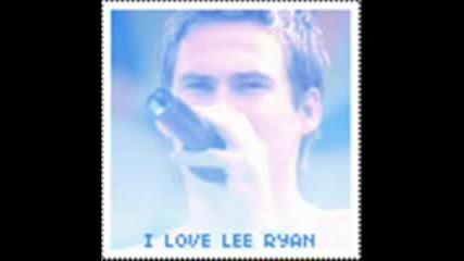 Lee Ryan (blue)