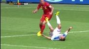 Белгия 1 – 0 Русия // F I F A World Cup 2014 // Belgium 1 – 0 Russia // Highlights