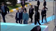 Erdogan Dedicates Mosque to the People Amid Spending Allegations