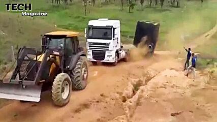 Инциденти С Камиони-2021