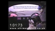 Ultima Gtr720 смаза рекорд на Ferrari Fxx - Top Gear
