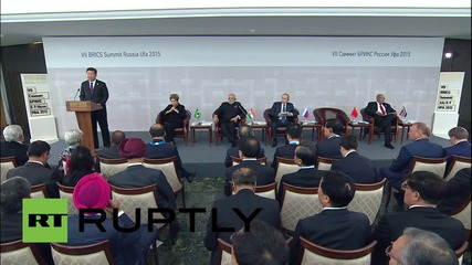 Russia: BRICS have huge potential to deepen economic relations - Xi Jinping