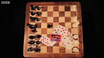 най смешната и партия шах в историята