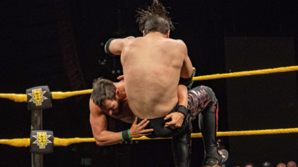 Humberto Carrillo vs. Johnny Gargano: WWE NXT, Jan. 16, 2019