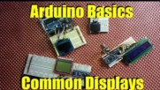 Arduino Display Types