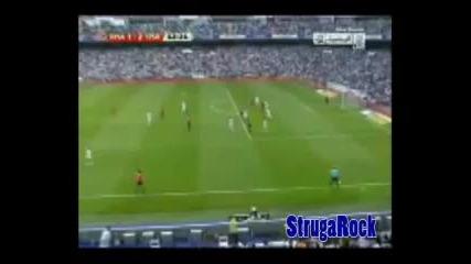 Стартира Примера Дивизион Сезон 2010/2011