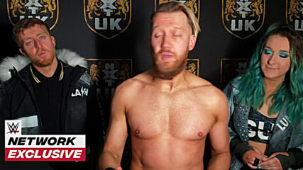 Mark Andrews and Subculture are fighting from the bottom up: WWE Network Exclusive, May 13, 2021