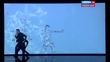 Евровизия 2016 - Сергей Лазарев - You Are The Only One (русия)) - 1-и полуфинал