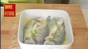 Home Cusine - Ципура с цитрусова марината