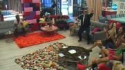 Съквартирантите се превъплащават във великата Лепа Брена- VIP Brother 2017