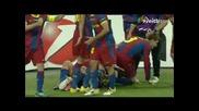 Барселона- Манчестър Юнайтед (3 -1) Каталунците Европейски шампиони