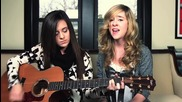 Katy Perry - The One That Got Away - Megan And Liz Cover