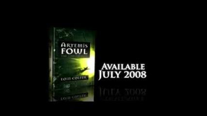 Artemis Fowl The Time Paradox Promo