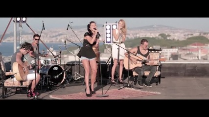Inna - Shining Star [rock the Roof @ Istanbul]