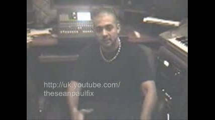 Sean Paul - Introducing His Album Stage On