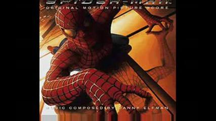 Spider - Man Original Music Picture Soundtrack - Costume Montage (track 3).avi