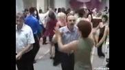 Шамар По Време На Танц - Голям Смях