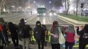 Chile: Water cannon turned on protesters demanding release of detainees