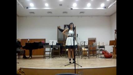 Валерия Монева
