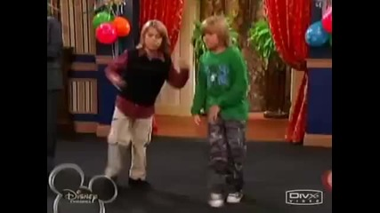 The Zack and Cody rap