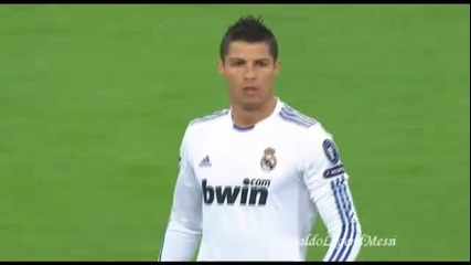 Youtube - Cristiano Ronaldo Vs Lionel Messi 2010 - 2011 - Hd