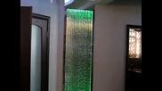 Поликарбонатна бълбукаща стена