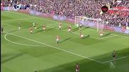 Йозил порази вратата на Юнайтед