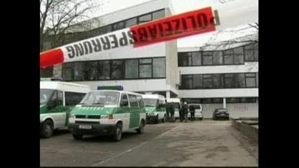 Тийнейджърът убиец в Германия се е целел в жени