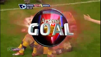 Арсенал Ливърпул 4:4