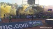 Сектор Б на дербито с Цска / Левски - Цска 1- 0 (29.04.2012) /