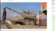 Yemen Houthi Militia Sweeps Toward Aden in Threat to President