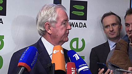 Switzerland: WADA boss Reedie hails 'reformed' RUSADA's 'good work'