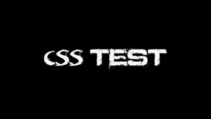 Css Test Effects