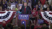 USA: Trump advocates better US-Russia relations