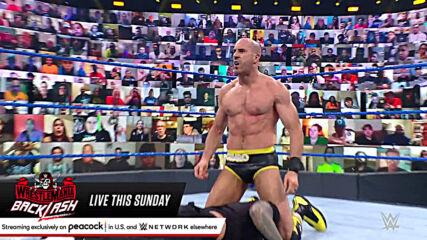 Cesaro vs. Jimmy Uso: SmackDown, May 14, 2021