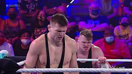The Creed Brothers make another crushing statement: WWE NXT, Sept. 14, 2021