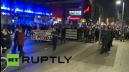 Germany: Thousands of PEGIDA supporters rally in Dresden