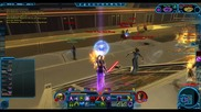 Sorcerer Pvp - Huttball Strategy - Star Wars The Old Republic - 2