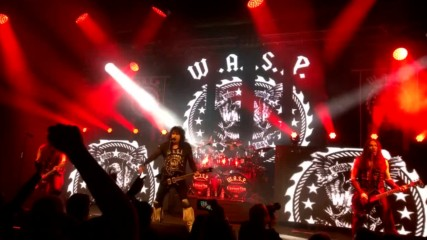 W.a.s.p. - On your knees & Inside the Electric Circus (live @ Areena 2015)