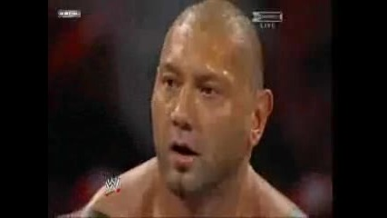 Over The Limit 2010 - John Cena vs Batista ( I Quit Match)